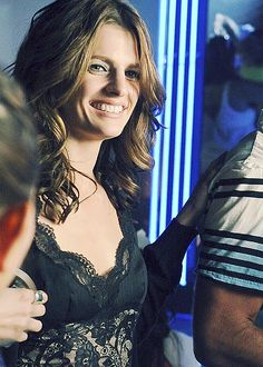 Stana Katic as Kate Beckett  in Castle