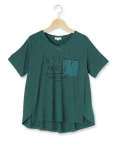 3can4on / ポケット付きロゴプルオーバー(Tシャツ/カットソー) - ZOZOTOWN