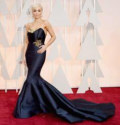 """Rita Ora, cuya canción """"Grateful"""" fue nominada al Oscar de """"Mejor Canción"""""""