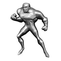 ko justice league animated series: green lantern figural bottle opener [accessories] by diamond select Justice League Animated, John Stewart, Funny Toys, Animation Series, France, Dc Comics, Lanterns, Batman, Statue