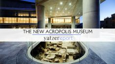 The New Acropolis Museum in Athens is a fact. For Yatzer, the Greek originated global online destination for those who are passionate about design and architecture (+more), no other happening could possibly hold the title of the major event that marked June of 2009.
