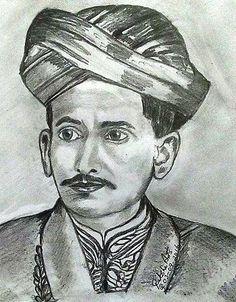 http://jelangovan.blogspot.in/2016/09/pencil-drawing-m-visvesvaraya.html