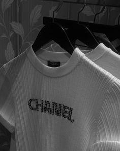 Gergana Ivanova (@fashionismyfortee) • Instagram photos and videos Chanel, Crop Tops, Black And White, Clothes, Instagram, Summer Styles, Women, Lust, Videos