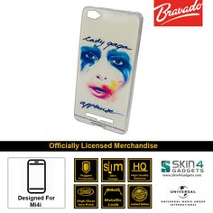 Buy Lady Gaga Face Mobile Cover & Phone Case For Mi4i at lowest price online in India only at Skin4Gadgets. CASH ON DELIVERY AVAILABLE