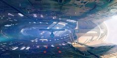 The Trek Collective: The art of Starbase Yorktown, from Sean Hargreaves and Milena Zdravkovic