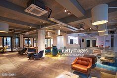 Stock Photo : BRITISH FILM INSTITUTE (BFI), London, United Kingdom. Architect: Ben Adams Architects, 2014.