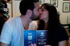 Love: Israeli and Iranian