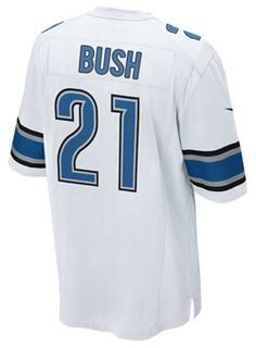 Nike Game Away Reggie Bush Jersey