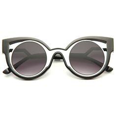 Cheap Cat Eye Sunglasses | Paradeyes Designer Inspired Cat Eye Sunglasses | BleuDame.com Designer, Cat Eye Sunglasses, Lenses, Design Inspiration