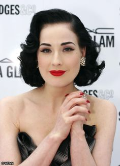 oh, Dita, why you so perfect?