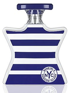 Bond No. 9 New York Shelter Island -First the Hamptons. Then Montauk and Sag Harbor. And at last comes Shelter Island, Bond No. 9's Summer '14 beach scent (an astonishing marine oud).The East End is now fully perfumed. Notes of: Citrus zest, black pepper, white lilies, algae extract, sandalwood, amber, myrhh, musk, oud. Made in USA.
