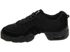 Bloch Boost DRT Mesh Sneaker Women's Dance Shoes Black