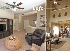 WestWind Homes offers true customization with our flexible floor plans. The gorgeous San Cristobal floor plan can include a loft which can be utilized as a home office, play room, or entertainment area. With a wide selection of options available for you and your family, WestWind Homes is dedicated to helping you find that perfect floor plan! http://westwindhomes.com/ #westwindhomes #vibrantcommunities #builtforyourlife #loft #sancristobal #flexiblefloorplans