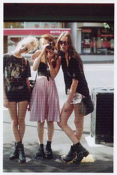 Magic Spectrum #Pink   #grunge #fashion