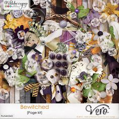 Bewitched [Page Kit] By Vero