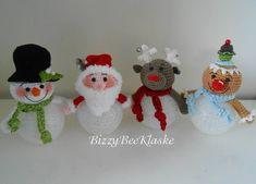 17 Beste Afbeeldingen Van Led Omhaken Christmas Crafts Christmas