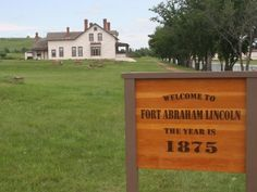 Fort Abraham Lincoln, ND