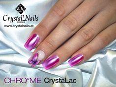 #metal # Chrom nails