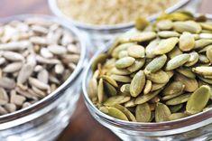 De 6 gezondste zaden om aan je voedingspatroon toe te voegen