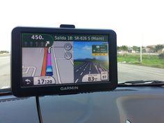 Garmin Nüvi 40 4.3-inch Portable GPS Navigator(US Only).  Buy online at,  http://l1nk.com/gdef33