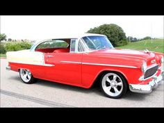 1955 Chevrolet Bel Air | Classic Cars & Muscle Cars For Sale in Knoxville TN