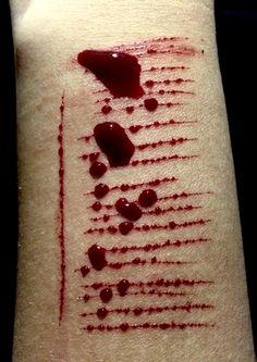 Внешняя моя боль