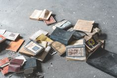 assorted books photo – Free Box Image on Unsplash