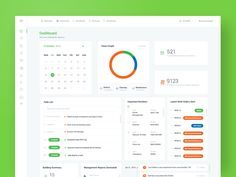Myboss Web Dashboard