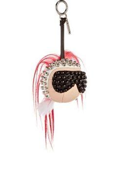 Fendi Karlito Bag Charm $1100