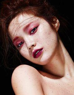 Han Eu Ddeum by Kim Eo Mil for Allure Korea April 2015