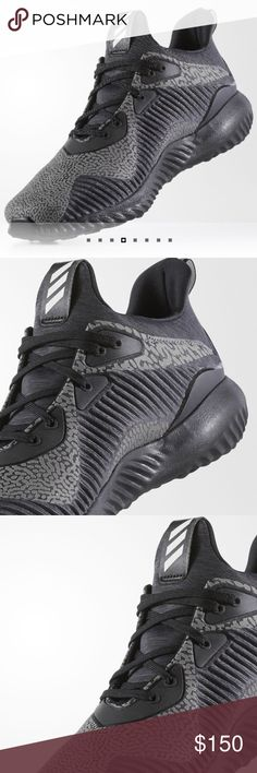 ⭐️NEW⭐️Alphabounce Black Shoes ⭐️BRAND NEW⭐️SOLD OUT - Alphabounce black shoes - Size 14. Make an offer😎👍 adidas Shoes Athletic Shoes