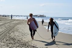 Seven things to know about dating a surfer