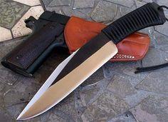 Matt Lamey knives