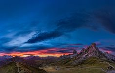 Passo Giau by sorin roncea. Italy.