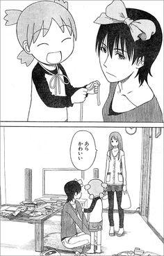 """Yotsuba&! - Translation: """"That's really cute."""""""