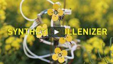 3D printed robotic flowers could save bee populations https://vimeo.com/250782302?utm_content=bufferd4f59&utm_medium=social&utm_source=pinterest.com&utm_campaign=buffer