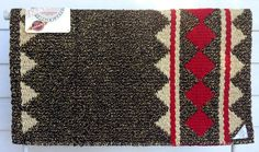 Custom REVERSIBLE Metallic Gold & Red Show Pad – The Bling Boutique