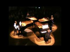 Rondane Kwartet - Canto Ostinato - Simeon ten Holt -live - compilation