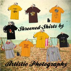 """""""Skreened Shirts by Artistic Photography"""" by artistic-photography on Polyvore"""