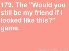 omg I do this to everyone!! hahaha