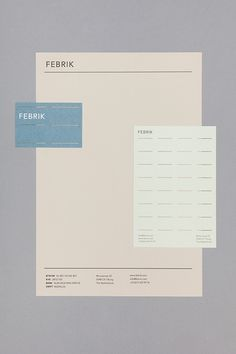 febrik identity / raw color