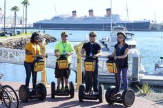 You can see great landmarks and historic sites of Long Beach with a Segway group tour.  Find out more about living in Long Beach at: www.EPIrealestate.biz   #longbeachrealtor #longbeachrealestate #longbeachhomes #longbeach