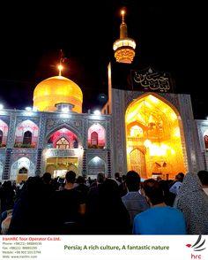 Mashhad, Iran Imam Reza holy shrine