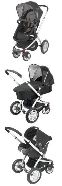 Cochecito Safety 1st Sleep & Go 4. Todo lo que necesitas para el paseo con tu bebé.