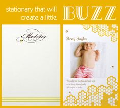 Bumble Bee Themes Baby Shower | Project Nursery