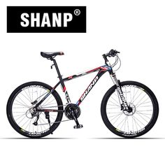 baf2d9718 Product Description SHANP Mountain Bike Aluminum Frame 27 Speed Shimano  Hydraulic Mechanical Brake Wheel is very exceptional and perfect devices for