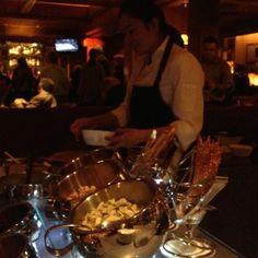 "Weekend ""Dessert Bar"" at @Four Seasons Hotel Boston"