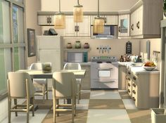 welcome at my page ♥ clumsy girl ♥somewhere from europe ♥ gamer girl ♥ loves it to take pics ♥ no cc room decorator Sims Four, Sims 3, Sims 4 Game, Sims 4 House Plans, Sims 4 House Building, Building Games, Tiny House Layout, House Layouts, Sims 4 Kitchen