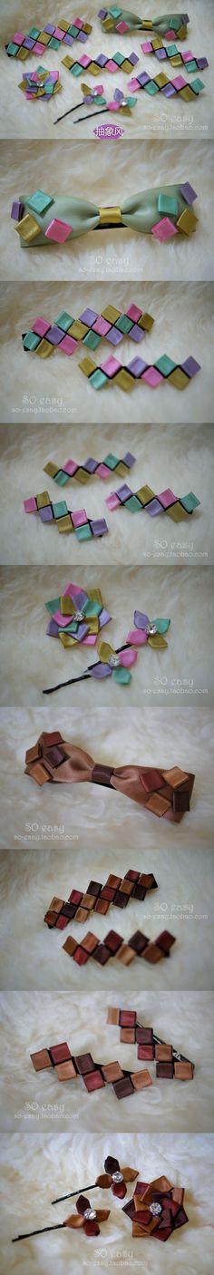 A series of headdress flower