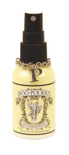 Poo-Pourri Toilet Spray | Funny White Elephant Gifts Under $10 #gag_gifts